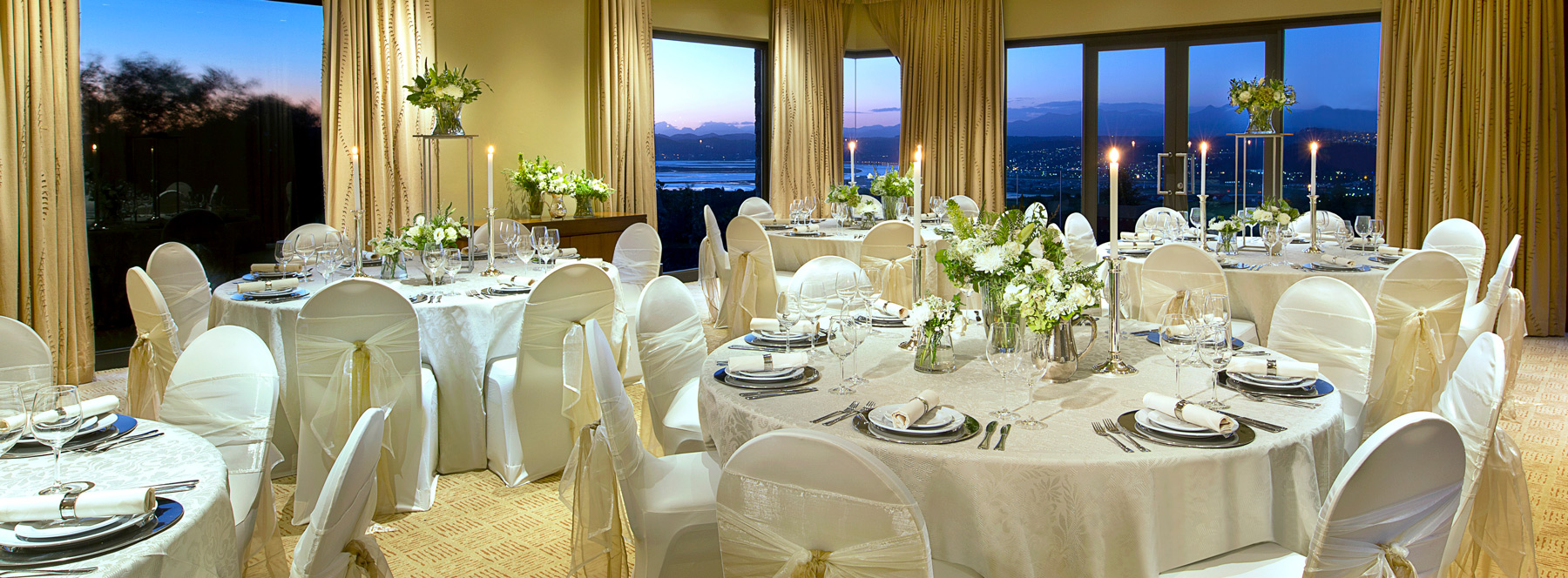 wedding venue in knysna