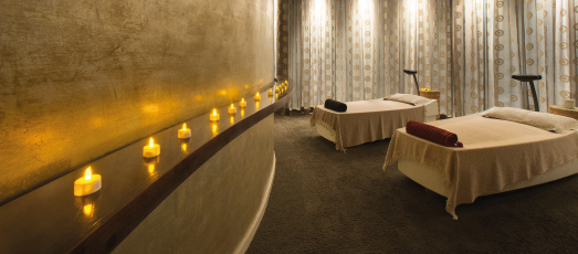 spa treatment rooms